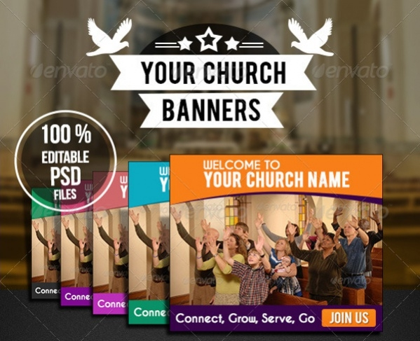 Quality Church Banner