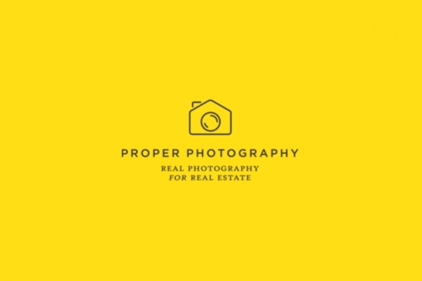 Real Estate Portfolio Photography Logo