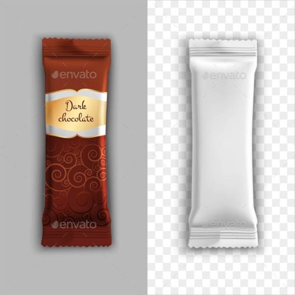 Realistic Product Packaging