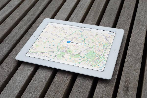 Realistic iPad Mockup