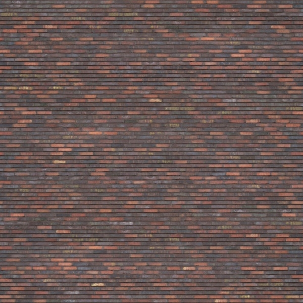 Red Brick Texture Design