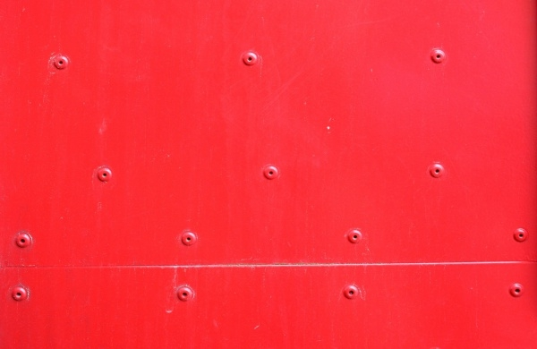 Red Metal Texture