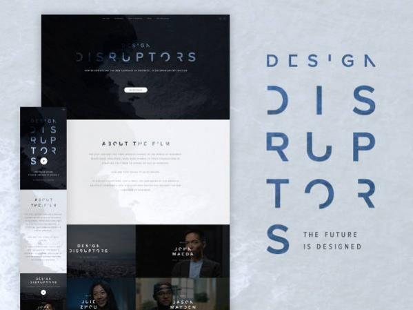 Responsive UI Website Design