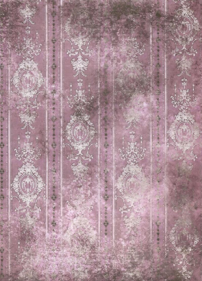Retro Floral Texture