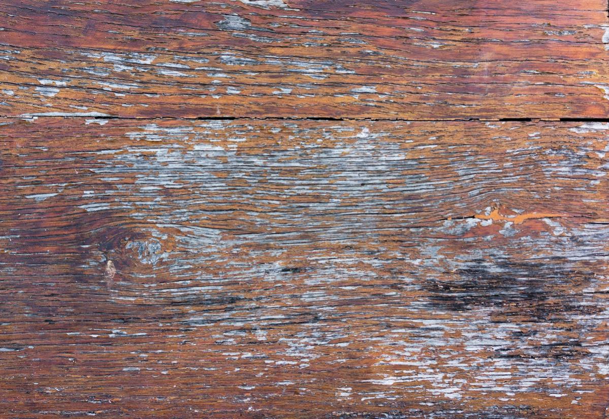 Retro Orange Surface Texture