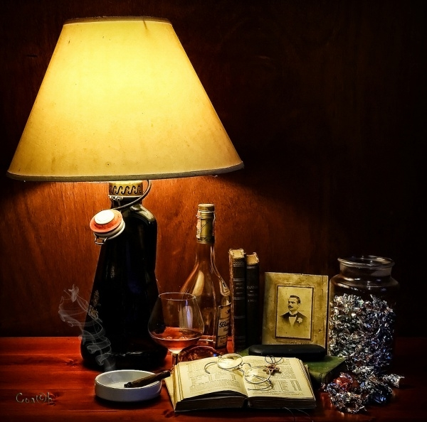 Retro Still Life Photography