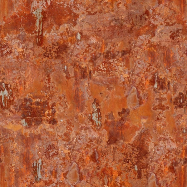 Fully editable Rusty Metal Textures