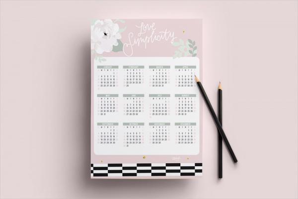 School Planner Calendar