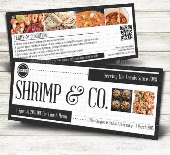 Sea Food Coupons
