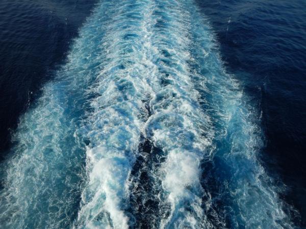 Sea Stream Water Texture
