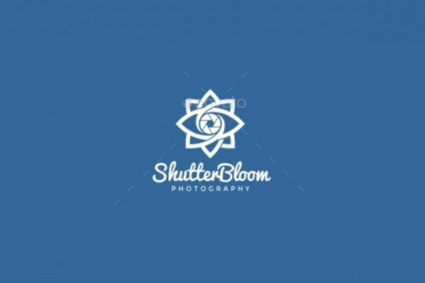 Shutter Bloom Photography Logo