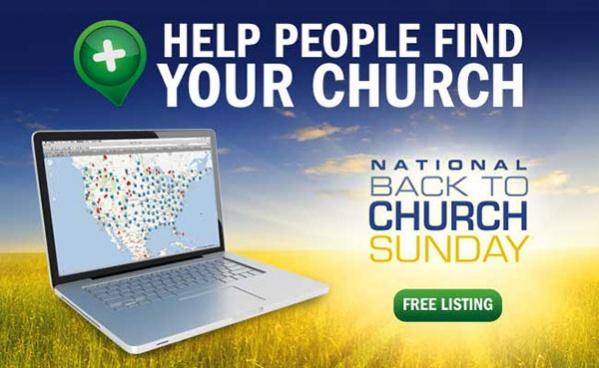 Simple Church Banner