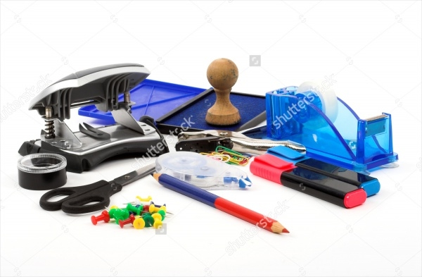 Simple Office Stationery