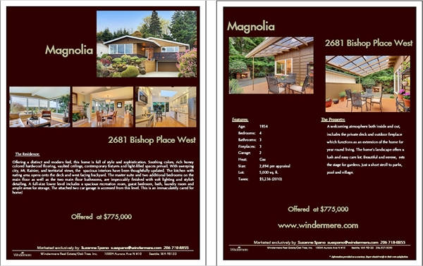 Simple Real Realestate Flyer