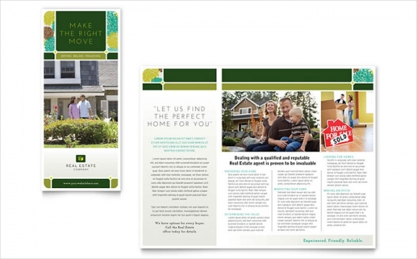 Simple Realestate Brochure