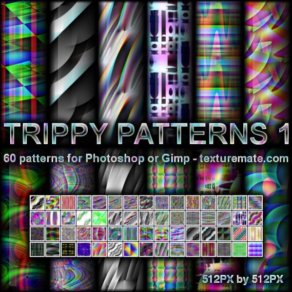 Simple Trippy Pattern