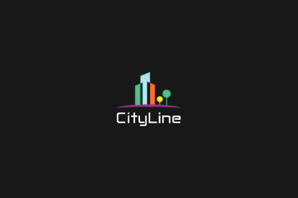 Sky Line Real Estate Logo