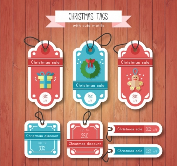 Special Offer Christmas Tags