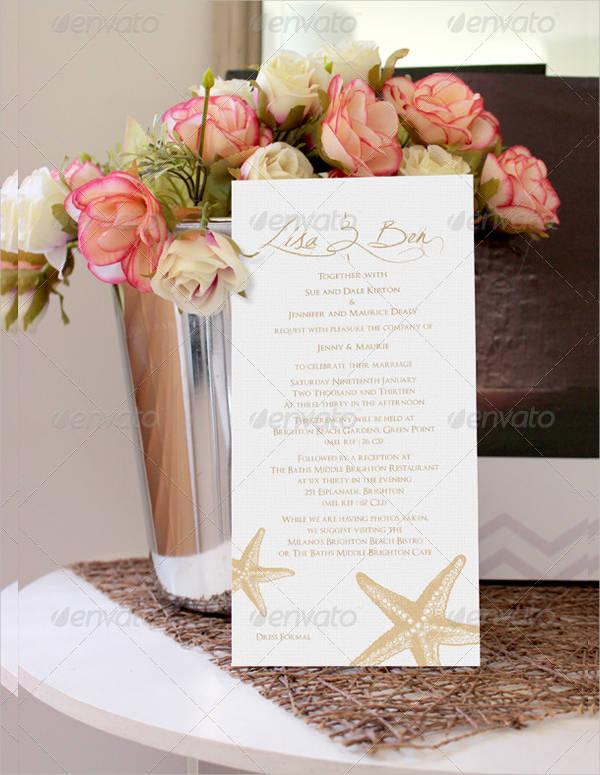 Surprise Engagement Party Invitation