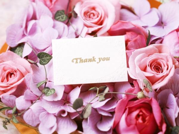 Thank You Birthday Image