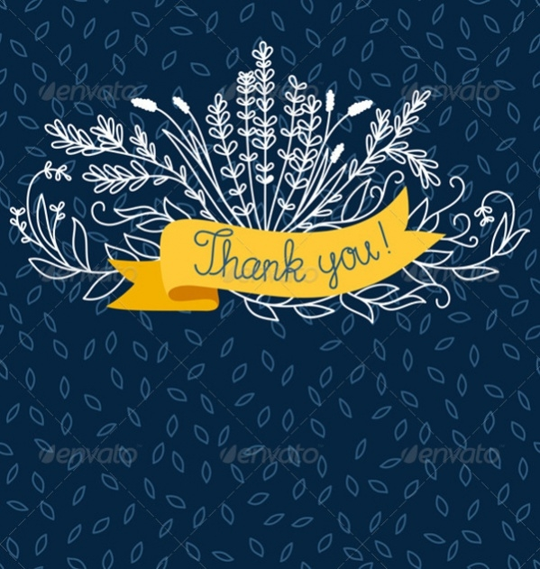 Thank You Flowers Image