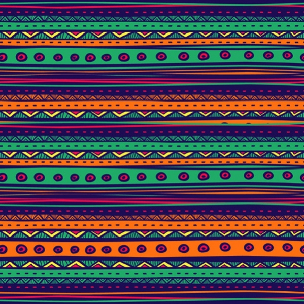 Tribal Patterns Graphics Vector