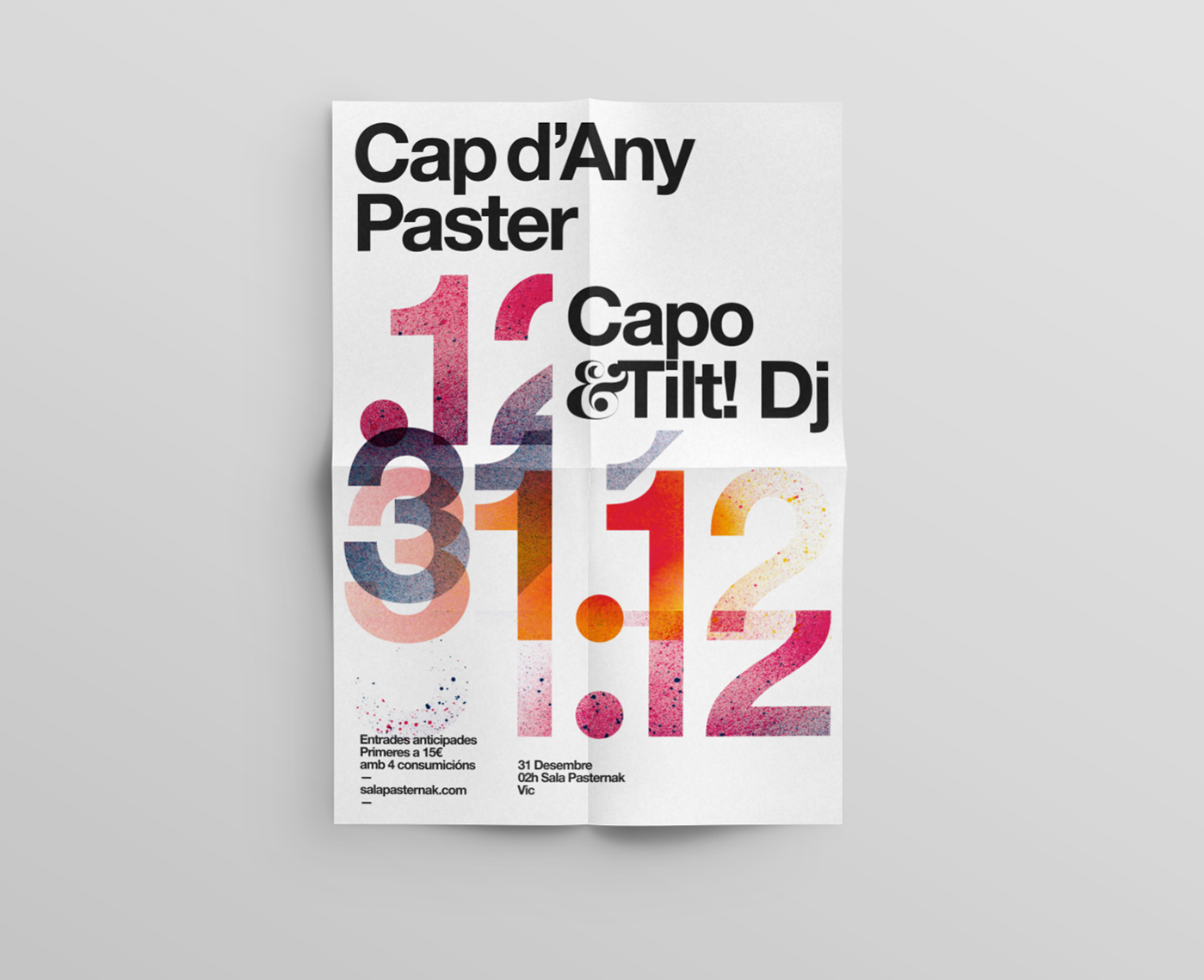 typography new poster