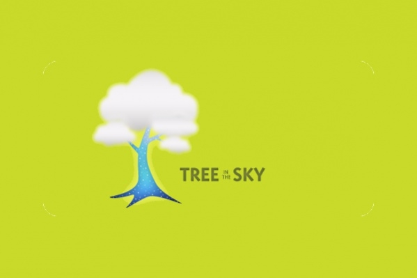 Unique Sky Tree Logo