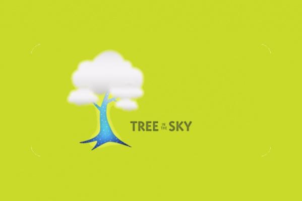 Unique Sky Tree Logo