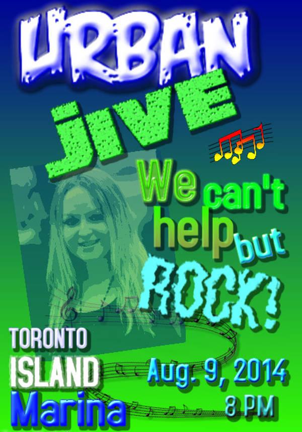 Urban Live Concert Poster