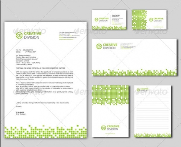 Useful Corporate Stationery