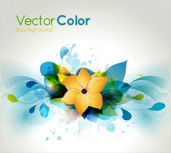 Vector Colrful Background