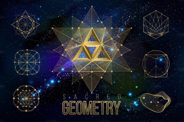 Vector Geometry Shapes