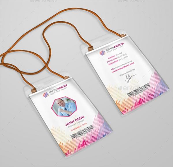 Vector Multipurpose Id Card