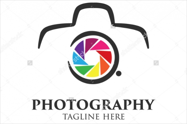 Vector Photography Logo