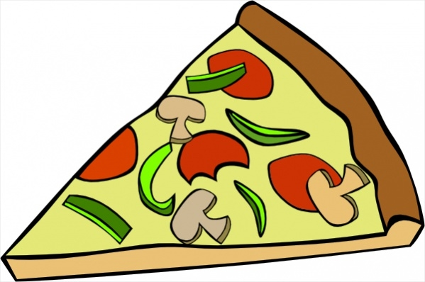 Viggee Pizza Clipart