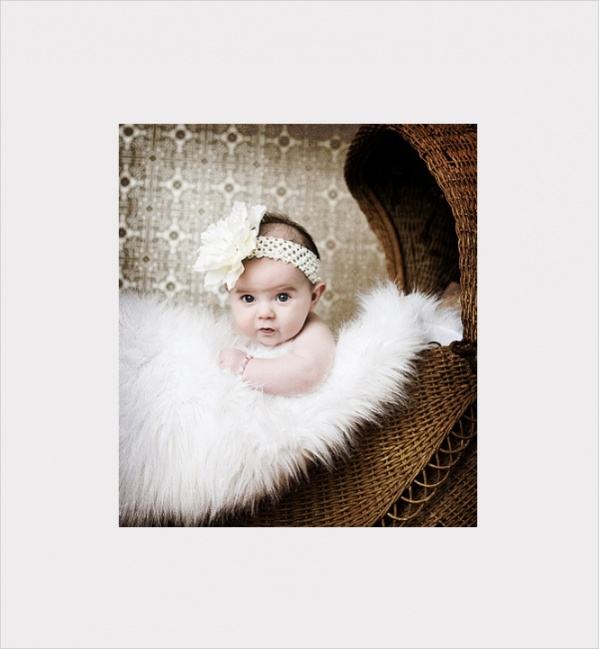 Vintage Baby Photography