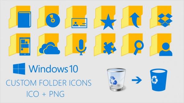 Window Folder Icons