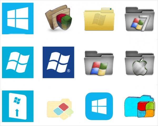 Windows Folder Icons
