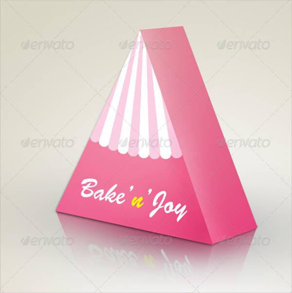 cake Packaging Design