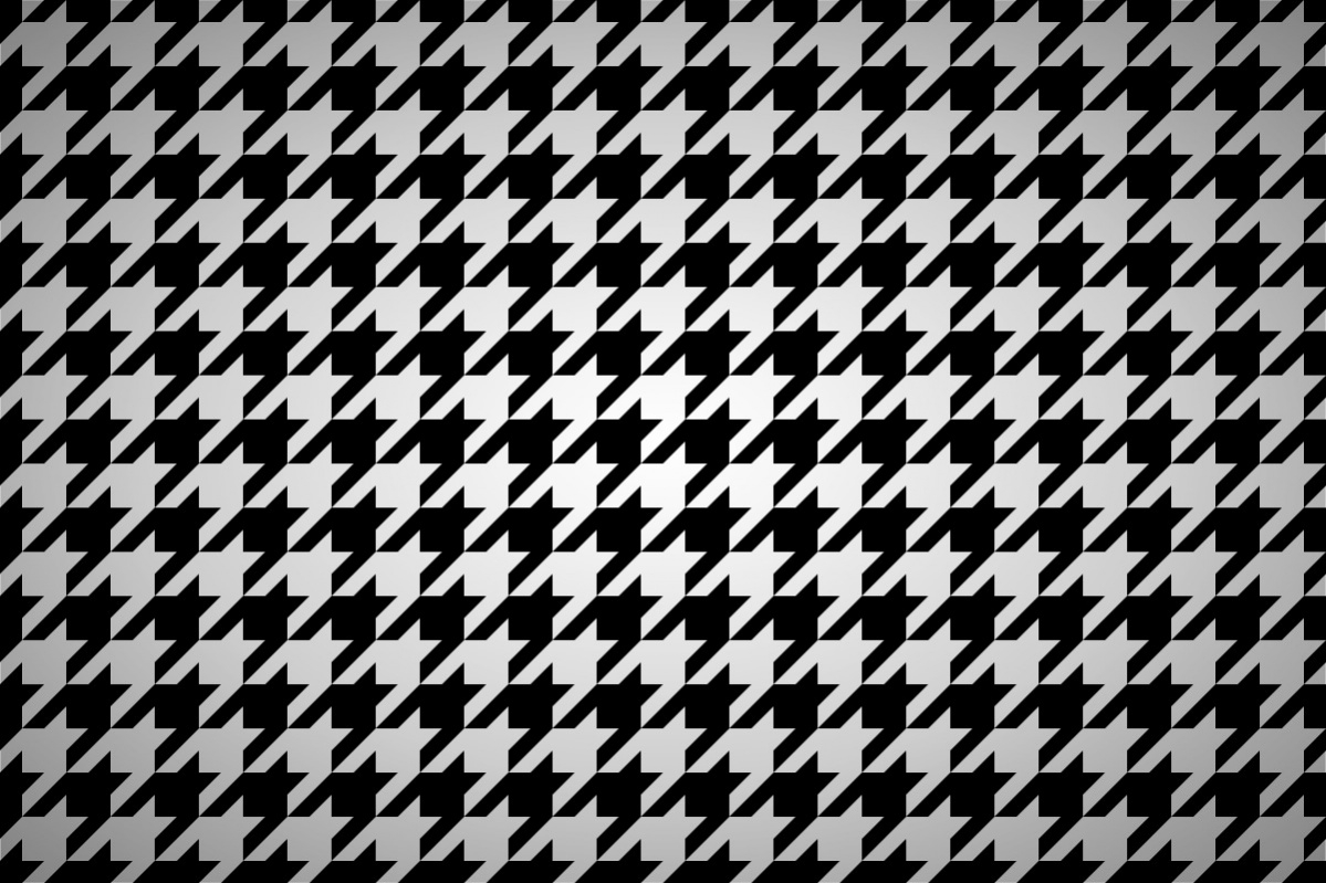 houndstooth Seamless Wallpaper Patterns