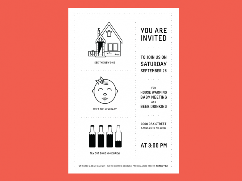 It is an image of Free Printable Housewarming Invitations inside housewarming party
