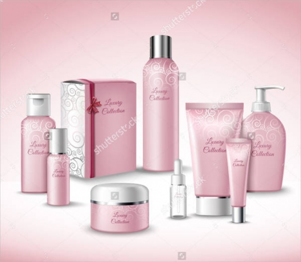 luxury Cosmetic Packaging