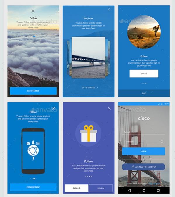 material App Ui Design