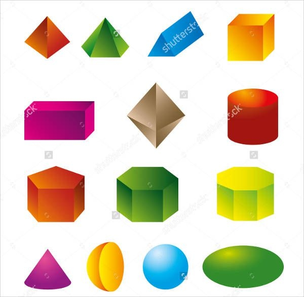 3D Shape Geometric Design