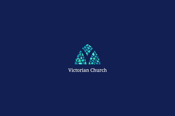 Abstract Church Logo