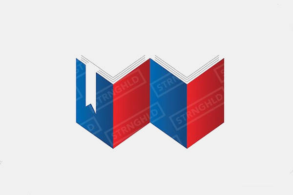 Abstract College Logo
