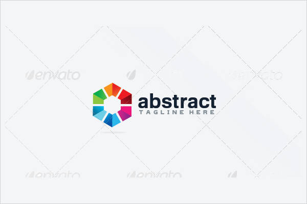 Abstract Famous Logo