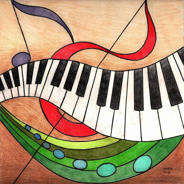 abstract music drawing1