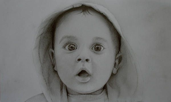 Amazing Drawing of Charcoal